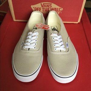 Brand New Authentic Vans Men's Shoes